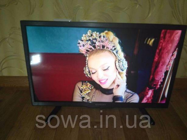 "✔️ Телевизор Samsung + Т2 | Диагональ 22"" дюйма | LED, LCD"