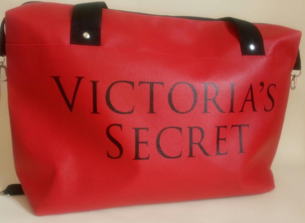 6956cd2b Сумка женская спортивная, сумка для фитнеса, сумка на тренировку, сумка  victoria's secret копия