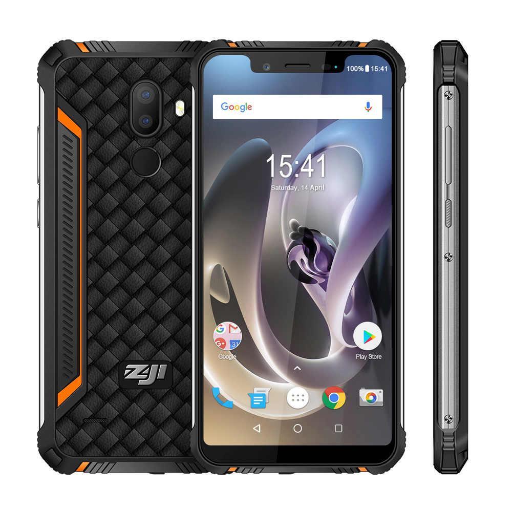 Мобильный защищенный смартфон Homtom z33 orang 3+32 gb