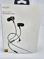 Наушники Baseus Encok Wire Earphones H07 Black (NGH07-01)