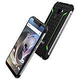 Защищенный мобильный телефон Land Rover z33 green 3+32 gb, фото 2