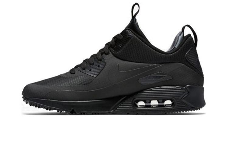 Мужские кроссовки Nike Air Max 90 Mid Black
