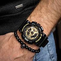 Наручные часы Casio G-SHOCK GA-110-1BER GOLD копия, фото 1