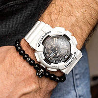 Наручные часы Casio G-SHOCK GA-110-1BER WHITE копия, фото 1
