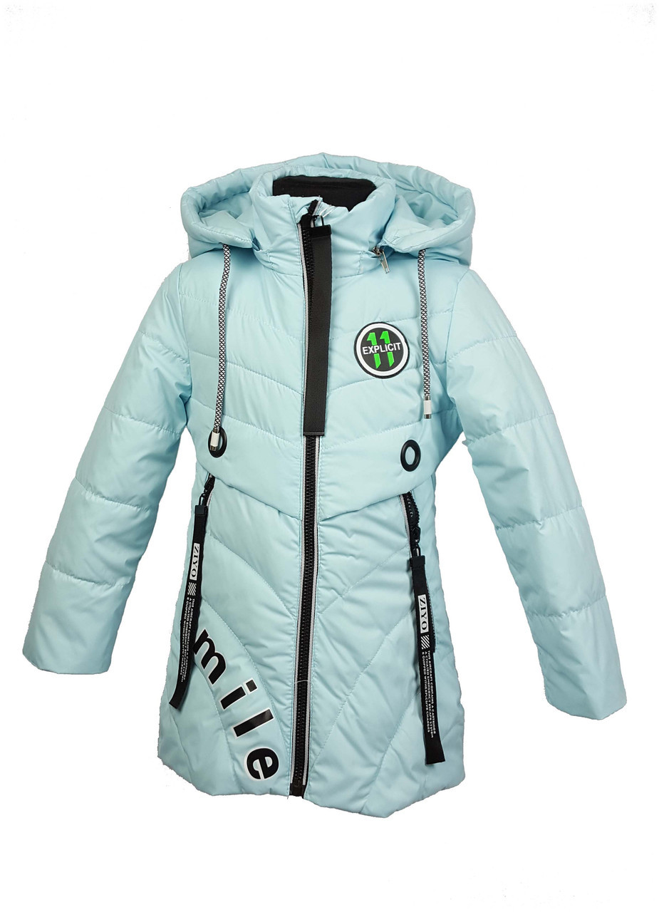 Куртка для девочки  1805B весна-осень, размеры на рост от 92 до 116 возраст от 1 до 5 лет