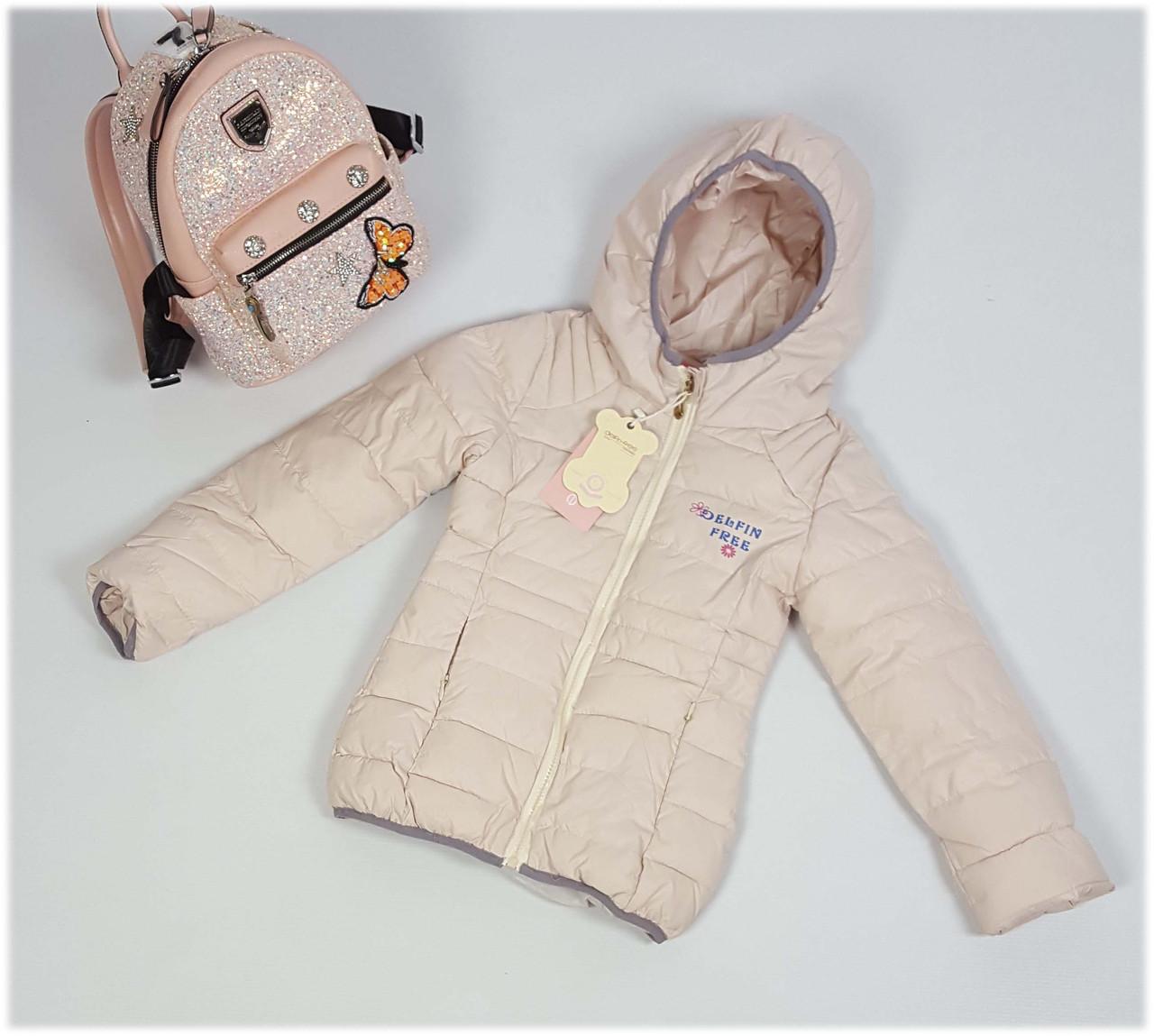 Куртка для девочки  1863 весна-осень, размеры на рост от 134 до 140 возраст от 9 до 11 лет