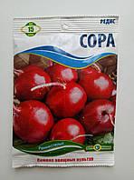 Семена редиса Сора 15 гр