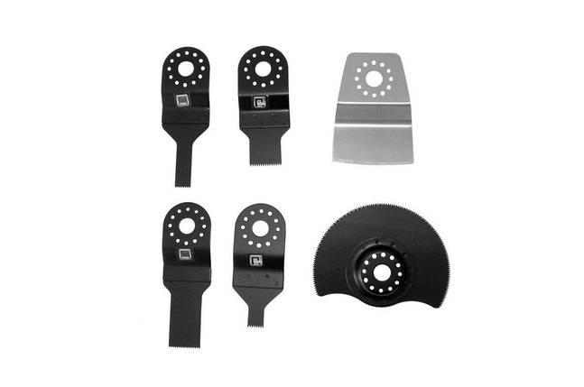 Набор насадок к многофункциональному инструменту Einhell - 6 шт. Starter Kit, фото 2
