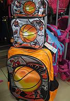 Детский чемодан 3 в 1 Мяч, фото 1