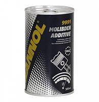 Присадка для моторного масла с молибденом Mannol Molibden Additive (0.3л)