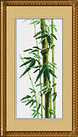 Набор для рисования камнями (холст) Бамбук LasKo