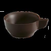 Шоколадные кофейные чашки из черного шоколада Callebaut 312 шт, фото 1