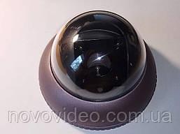 Муляж купольной камеры наблюдения металлический