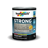 Лак - грунтовка для камня Kompozit STRONG 2,7л (Композит Стронг)