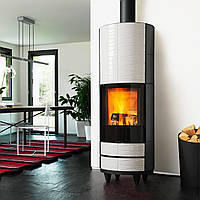 ROUND H 7,9 кВт - Печь на дровах Piazzetta Италия, фото 1