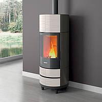 ROUND M BCS 7,9 кВт (Регулювання полум'я) - Піч на дровах Piazzetta Італія, фото 1