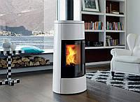 Е924M BCS 7,2 кВт (Регулировка пламени) - Печь на дровах Piazzetta Италия, фото 1