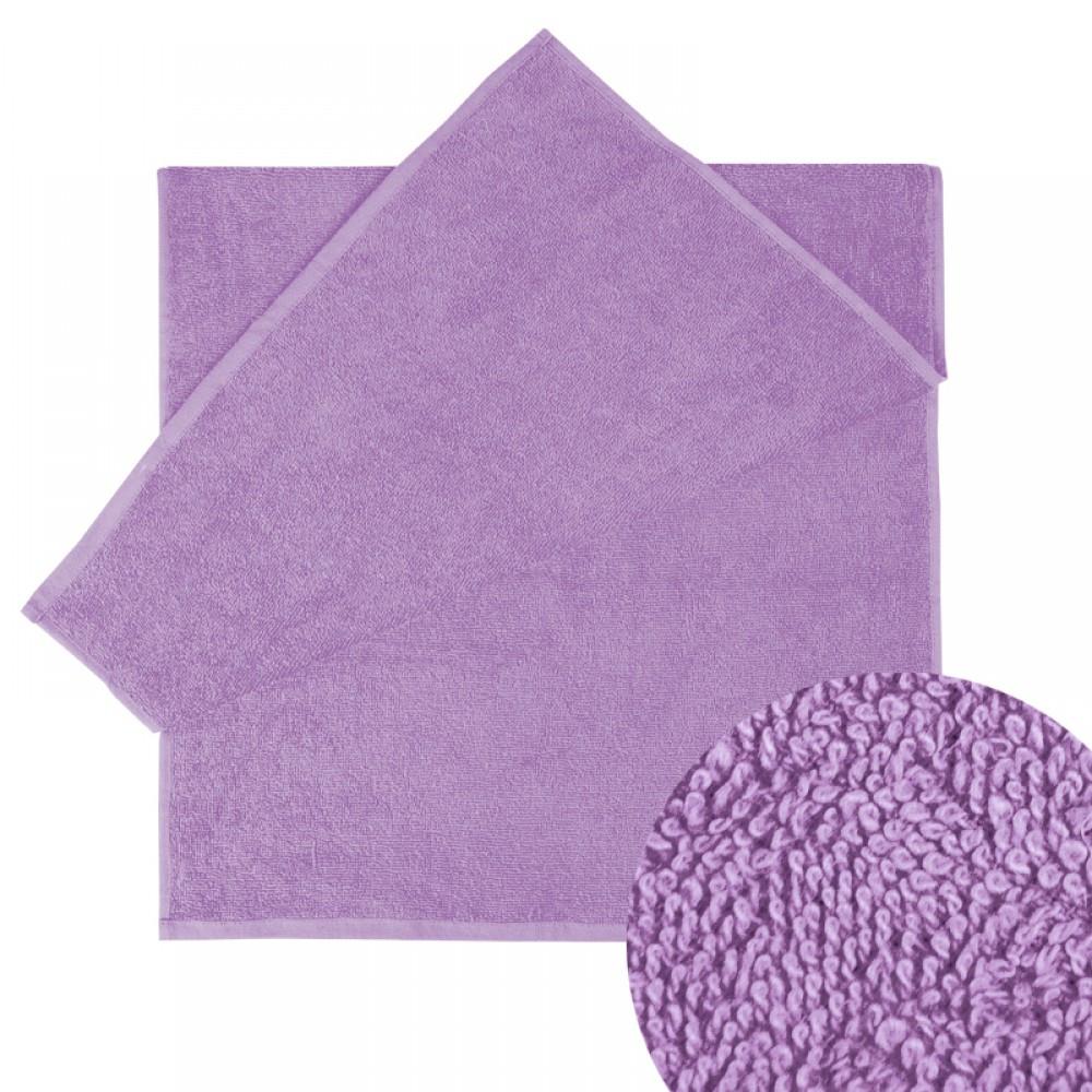 Набор махровых полотенец  гладкокрашенных ТМ Ярослав 3 шт
