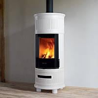 Е929C BCS 7,9 кВт (Регулировка пламени) - Печь на дровах Piazzetta Италия, фото 1