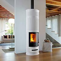 Е929СН BCS 7,9 кВт (Регулювання полум'я) - Піч на дровах Piazzetta Італія, фото 1