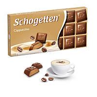 Шоколад Schogetten Cappuccino (Каппучино) Германия 100г