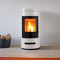 Е929M BCS 7,9 кВт (Регулировка пламени) - Печь на дровах Piazzetta Италия, фото 1