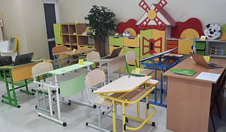 Меблі для школи та садочку