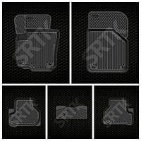 Коврики автомобильные Skoda Yeti 2009- SRTK