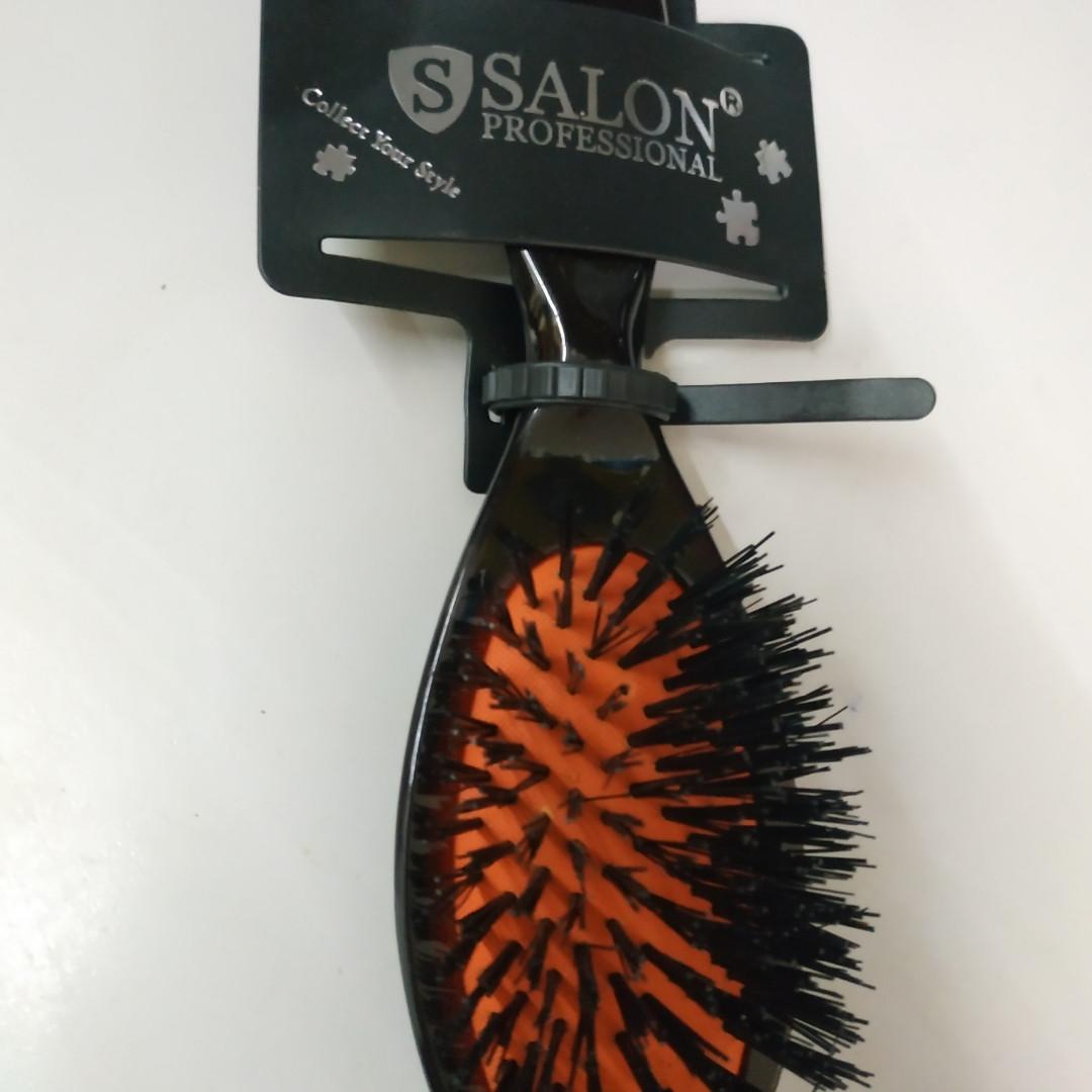 Расческа Salon для нарощенных волос