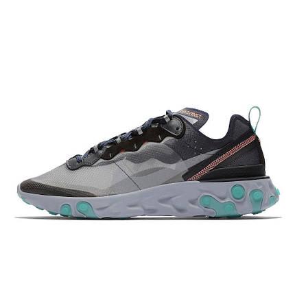 Мужские кроссовки Undercover x Nike React Element 87, фото 2