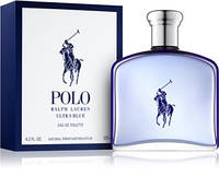 Ralph Lauren Polo Ultra Blue туалетная вода 125 ml. (Ральф Лорен Поло Ультра Блю)