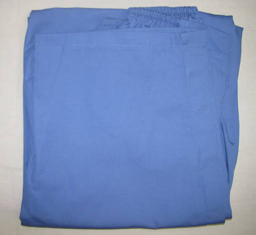 Женские медицинские брюки коттонт 710 ( 40-64 р-р ), фото 2