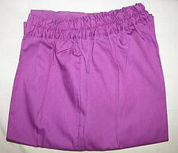 Женские медицинские брюки батист 610 ( 40-64 р-р ), фото 3