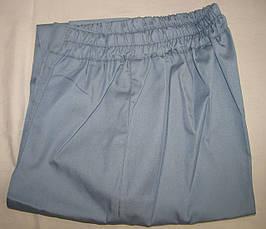 Женские медицинские брюки коттонт 710 ( 40-64 р-р ), фото 3