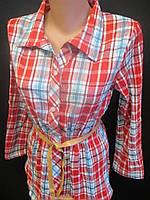 Купить женские рубашки с длинным рукавом