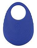 Виброкольцо на пенис Per Due  (синее), фото 2