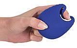 Виброкольцо на пенис Per Due  (синее), фото 4