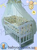 Кровать Елена, постельное 8 эл, ортопедический матрас