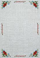 Скатерть под вышивку ТМ Вишиванка 09 Габардин-лён