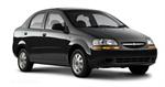 Chevrolet Aveo седан 2003 — 2010