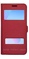 Чехол книжка Momax для Meizu M5 Note Red, фото 1