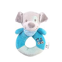 Погремушка - игрушка мягконабивная Собака
