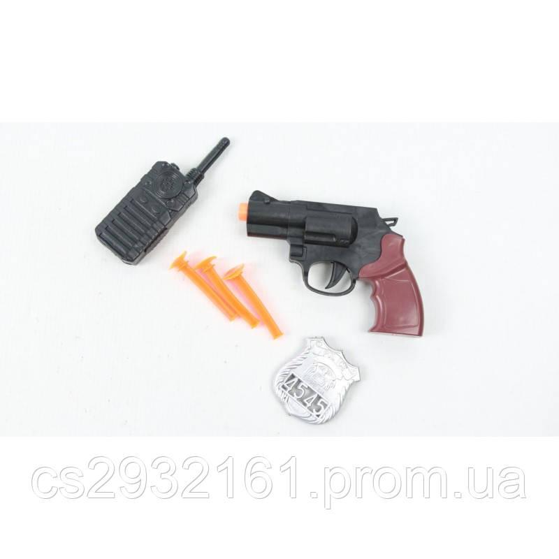 Полицейский набор в пакете
