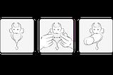Эрекционное кольцо Devol Cockring с вибрацией, фото 3