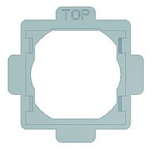 Комплект вологозахисних прокладок IP44 для розеток Hager Lumina