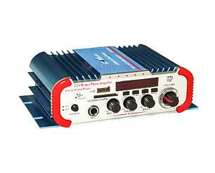 Усилитель звука CM-2042U 12V, фото 2