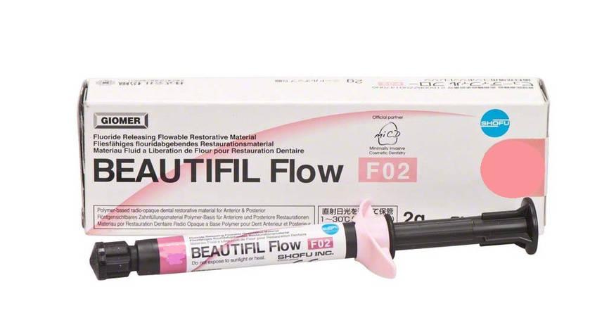 Гіомер Beautifil Flow F02 А2 (2г) Shofu, фото 2