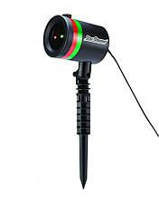 Уличный лазерный проектор Star Shower Черный (Star-Shower1315)