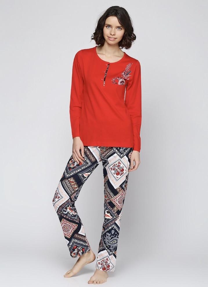 fedaa83a6d90 Купить Женская пижама с брюками продажа в интернет-магазине ...