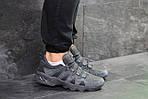 Мужские кроссовки Asics (Серые) , фото 4